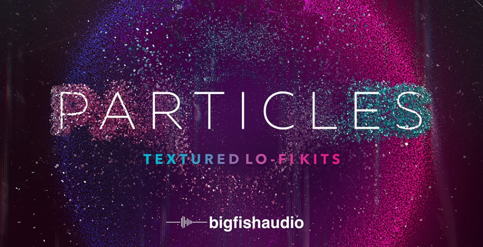 Particles Header