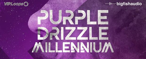 Purple Drizzle Millenium Header