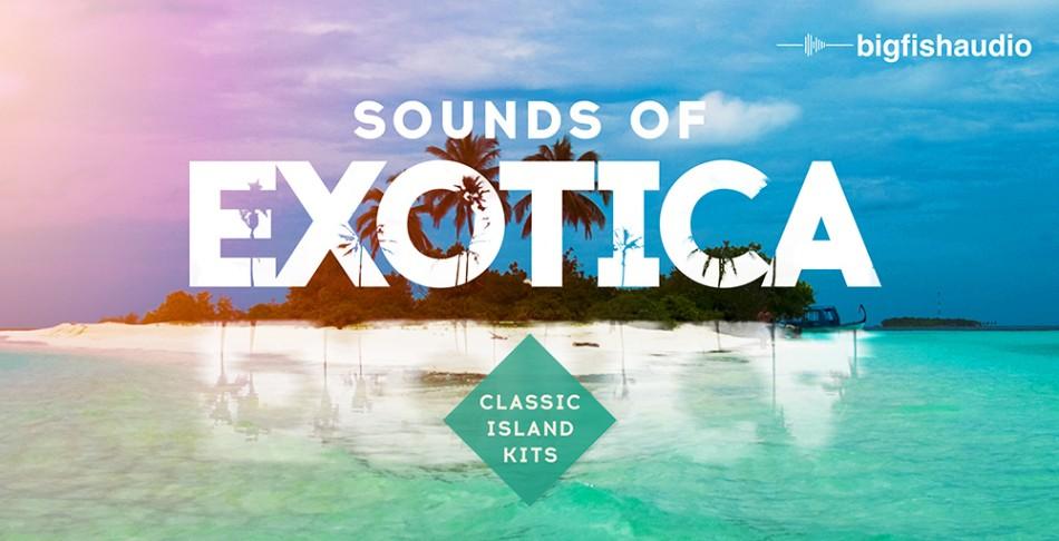 Sounds of Exotica Header