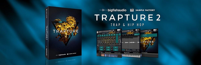 Trapture 2 Header