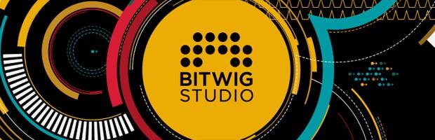 Bitwig 2 Header