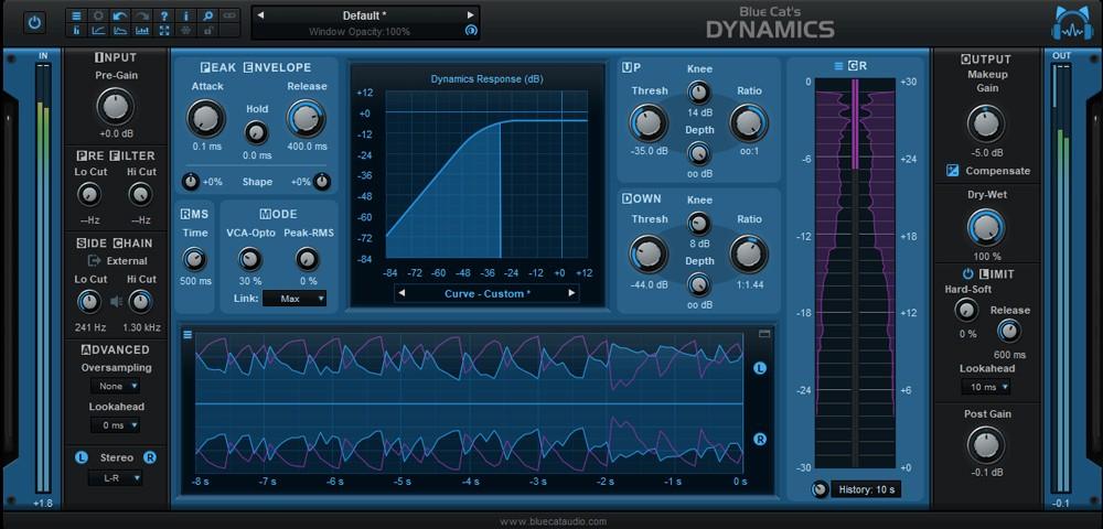 Dynamics GUI
