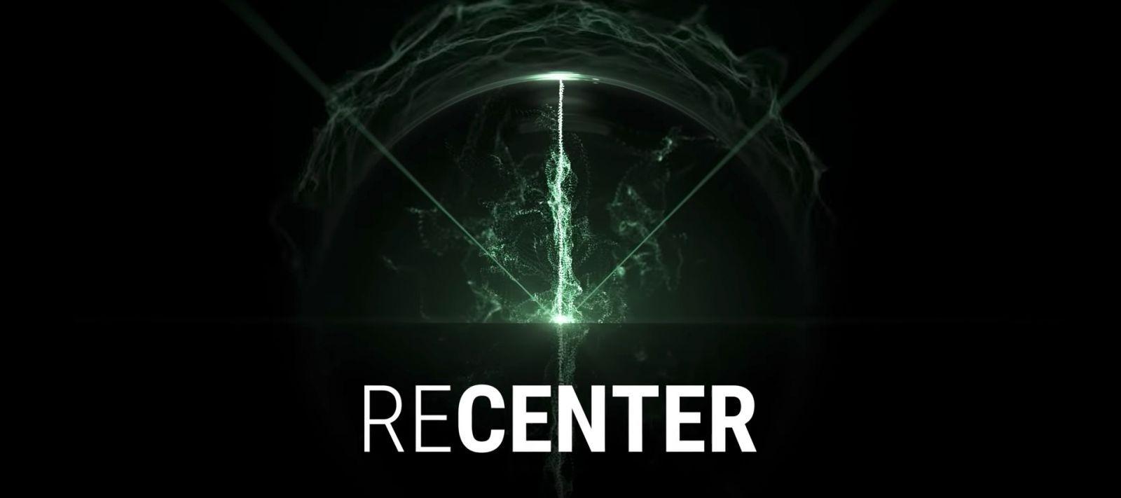 ReCenter Banner