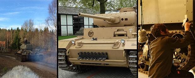 Boom Library World War II Tanks