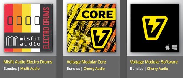 Voltage Modular Core GUI
