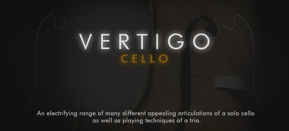 Vertigo Cello Header