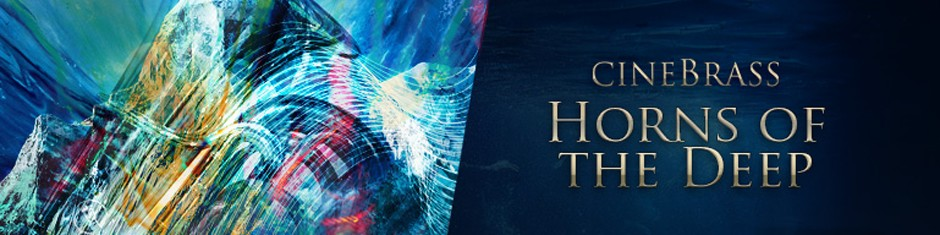 Horns of The Deep Banner