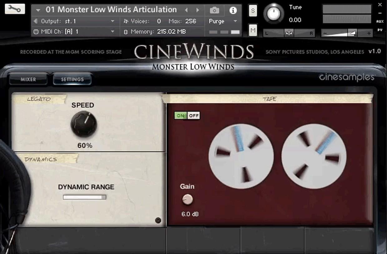 Monster Low Brass GUI 2