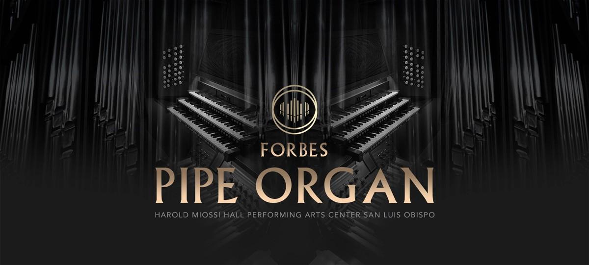 O Forbes Pipe Organ Header