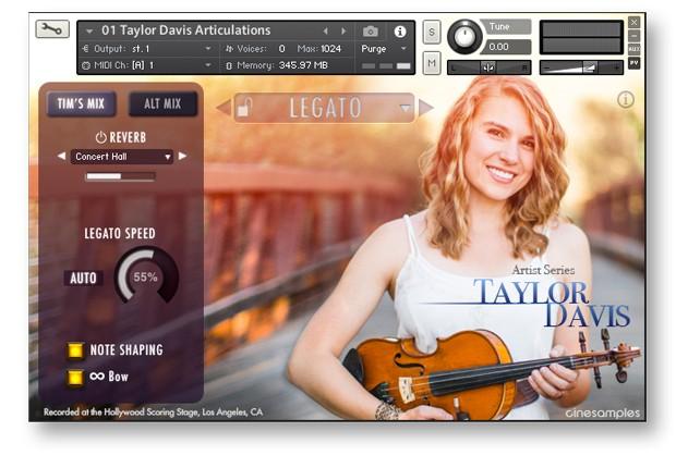 Taylor Davis GUI 1