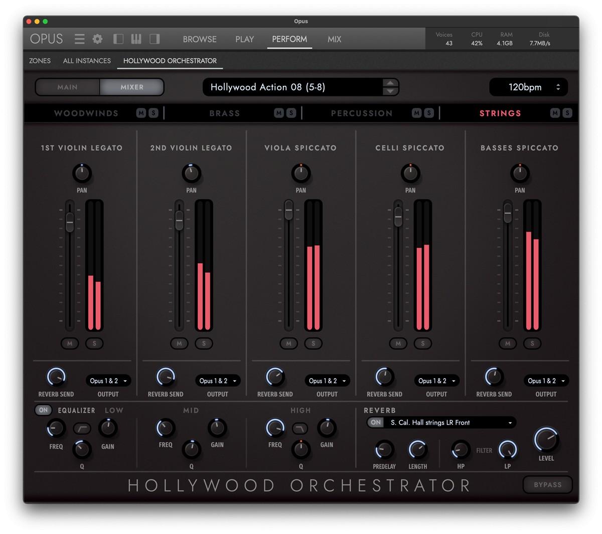 HWo OPus Orchestrator GUI Screen 3