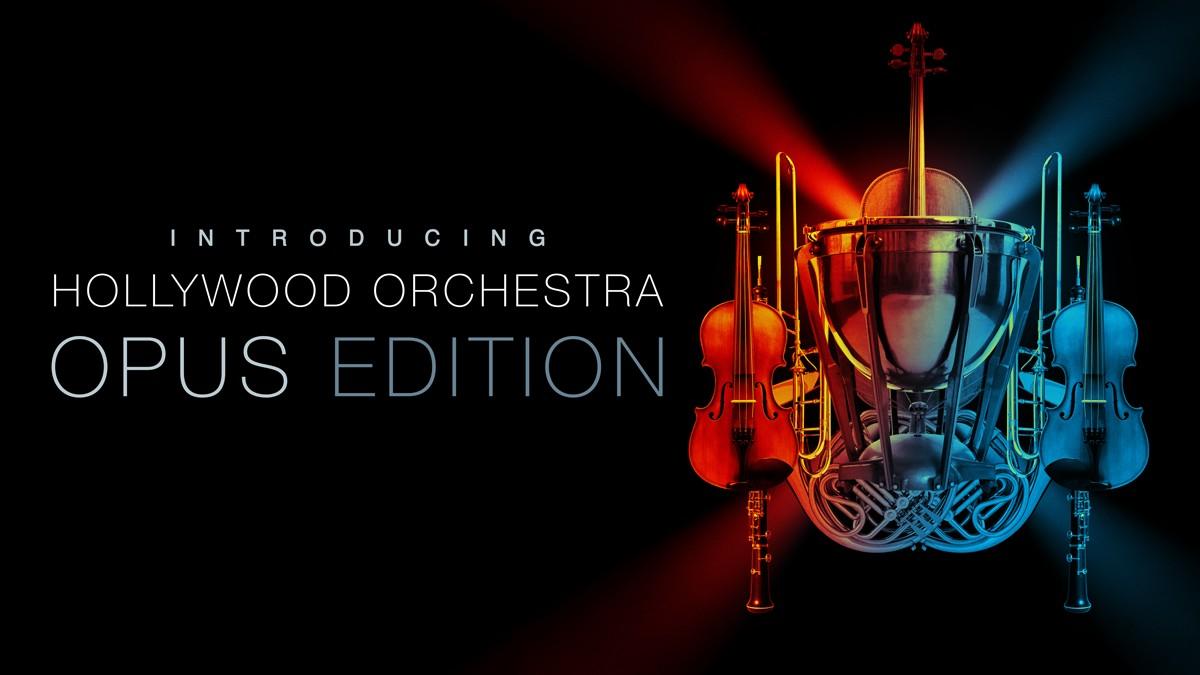 Hollywood Opus Edition Header