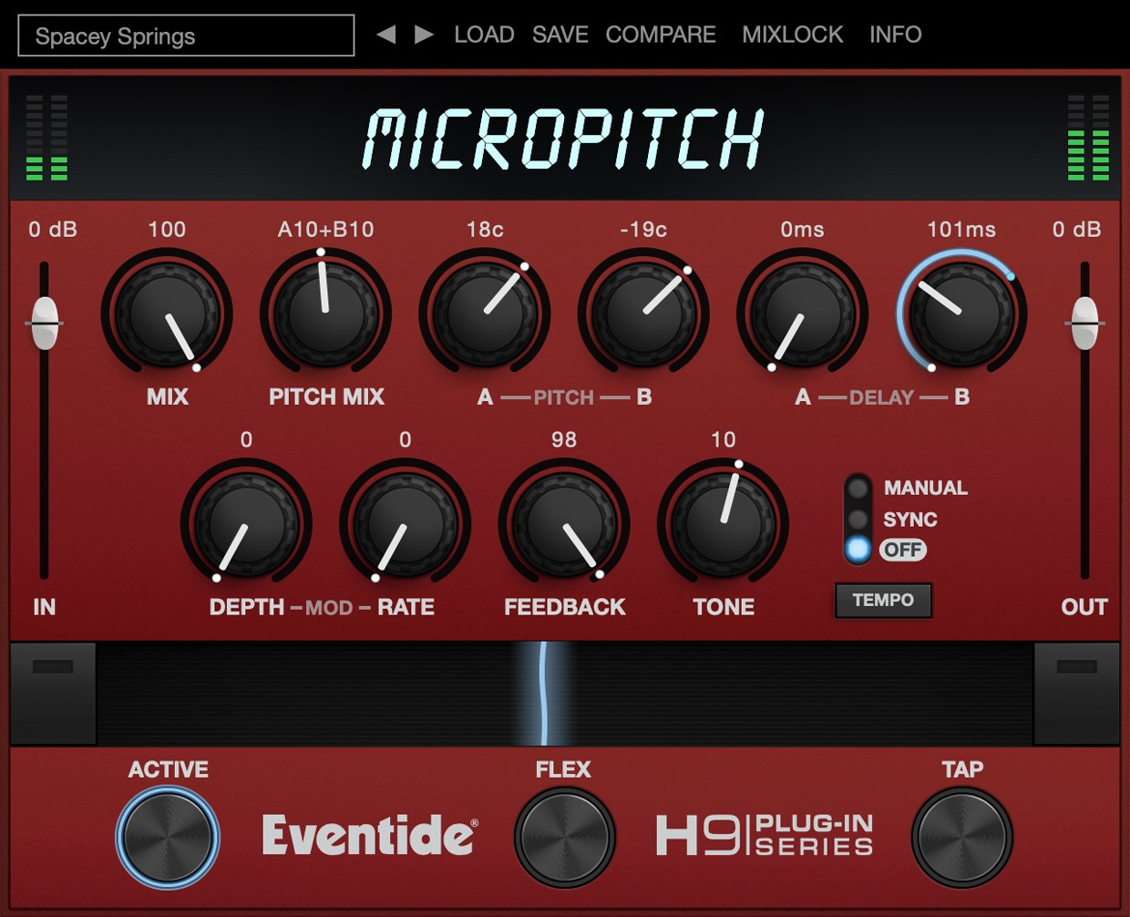 MicorPitch GUI