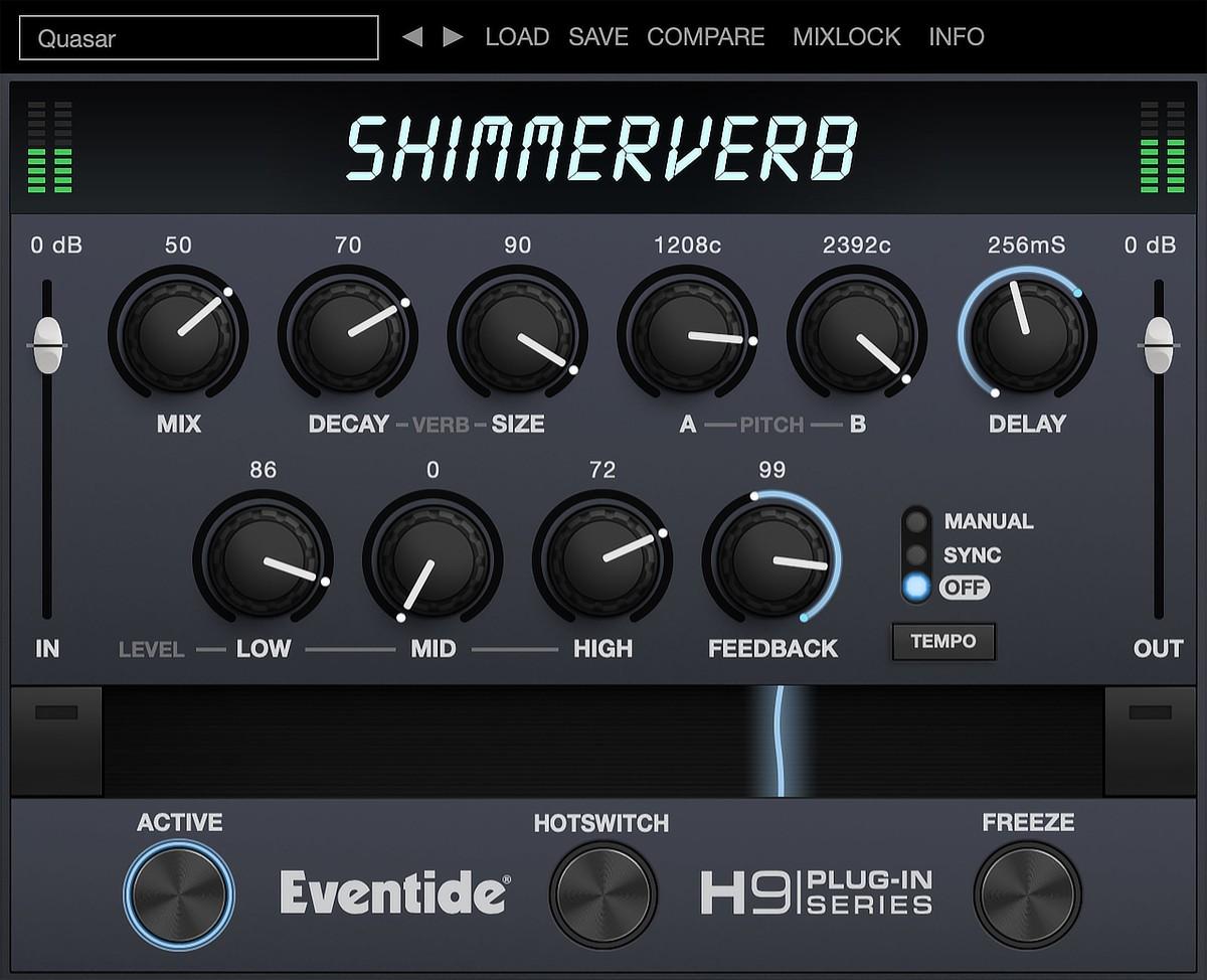ShimmerVerb GUI
