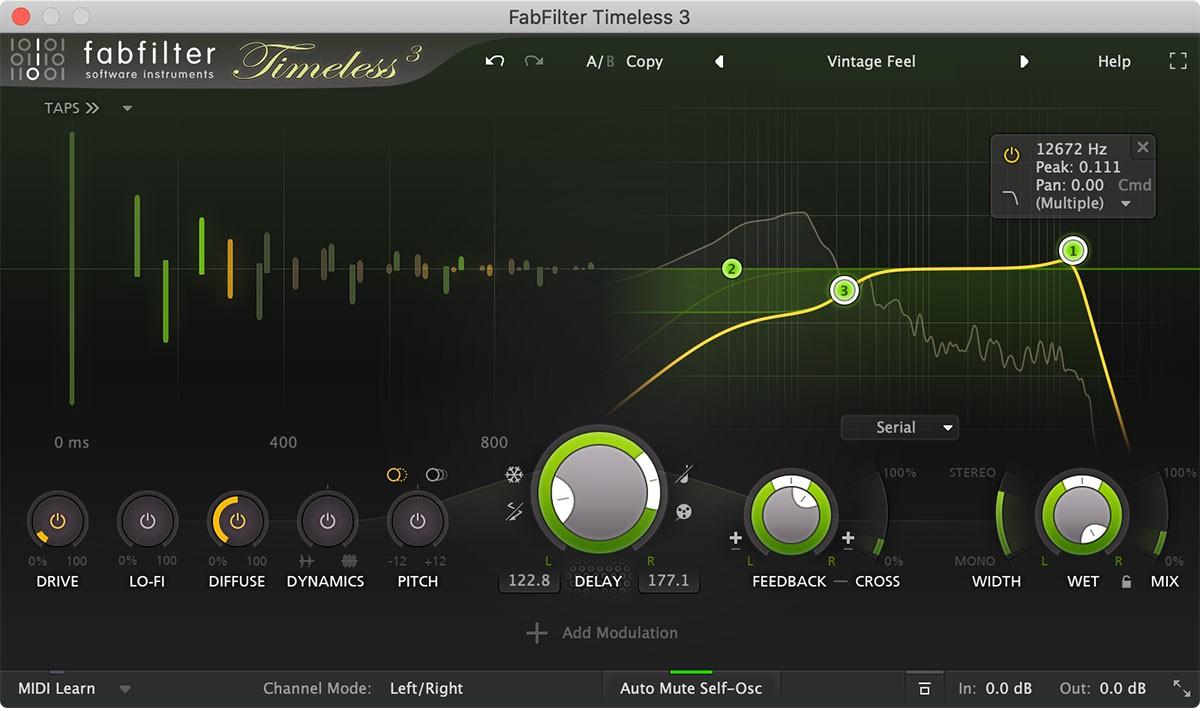 Timeless 3 GUI