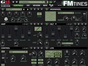FM TiNES GUI