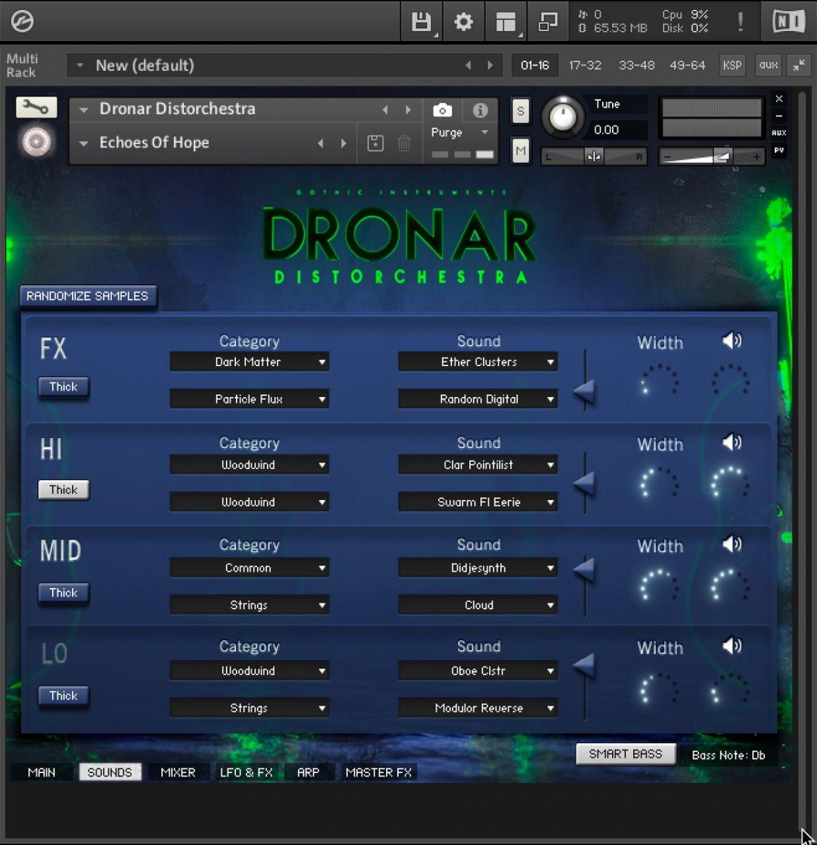 Dronar Distorchestra