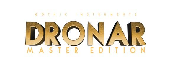 Dronar Master Edition Header