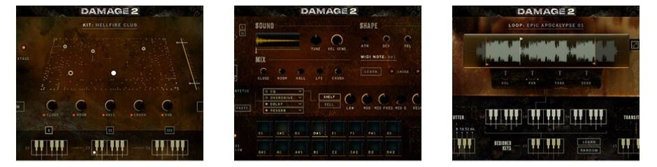 Damage 2 GUI Banner