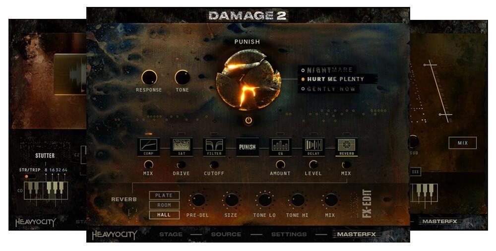 Damage 2 GUI