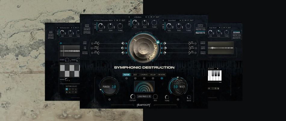 Symphonic Destruction Banner