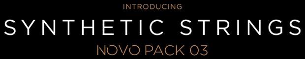 Synthetic Strings Novo Pack Header
