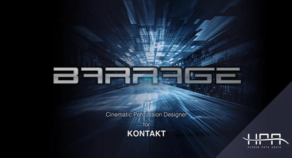 Barrage Banner