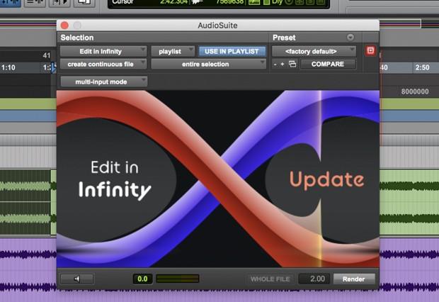 Infinity Link GUI
