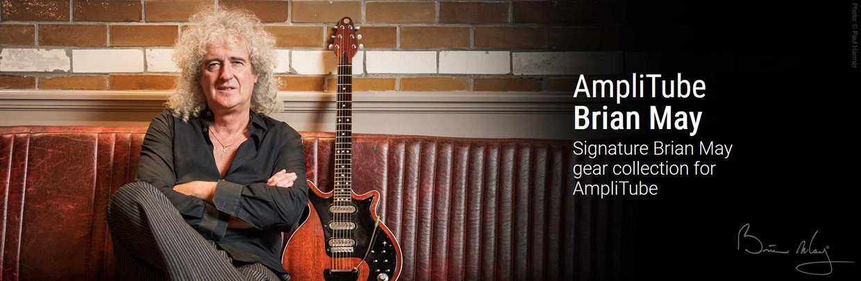 AmpliTube Brian May Header