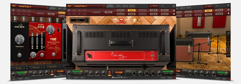 AmpliTube Brian May Header 2
