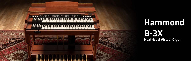 Hammond B3 Header