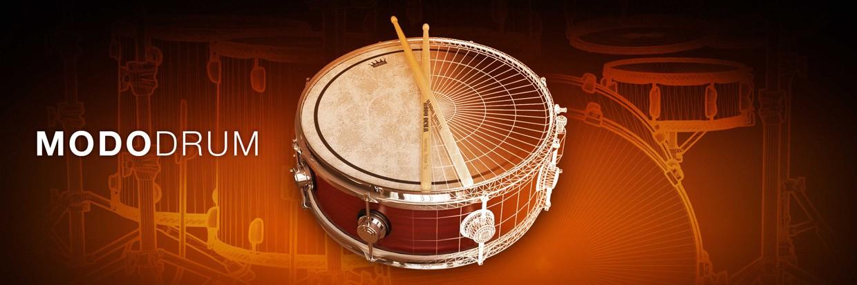 Modo Drum Header