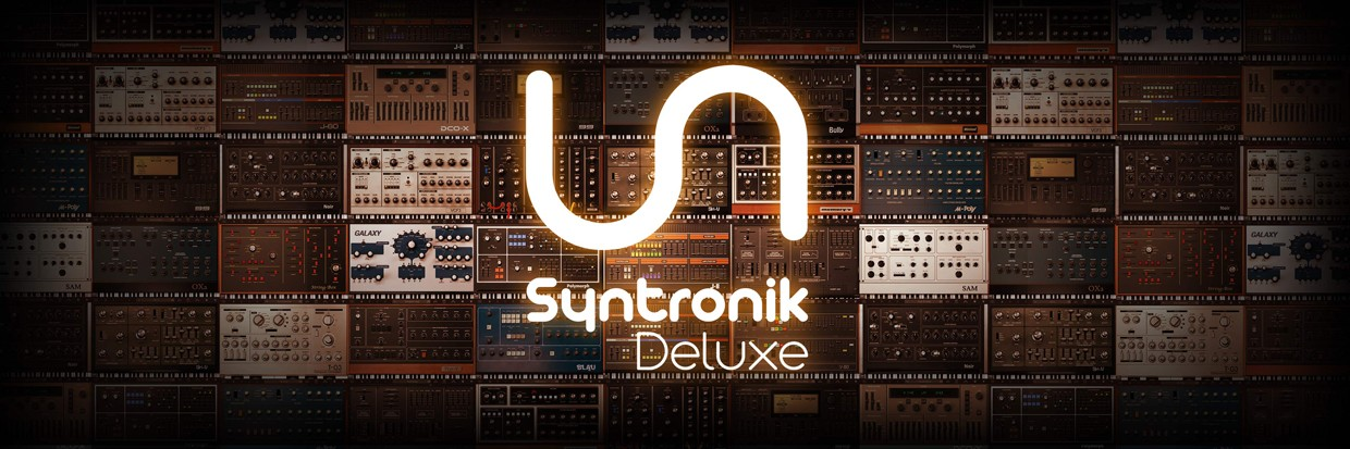 Syntronik Deluxe Header
