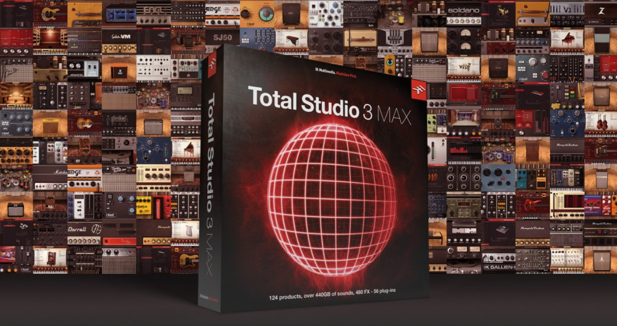 Total Studio 3 MAX Banner