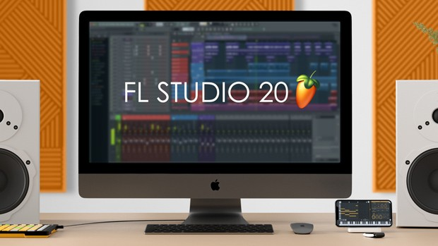 FL Studio 20 Studio Desk