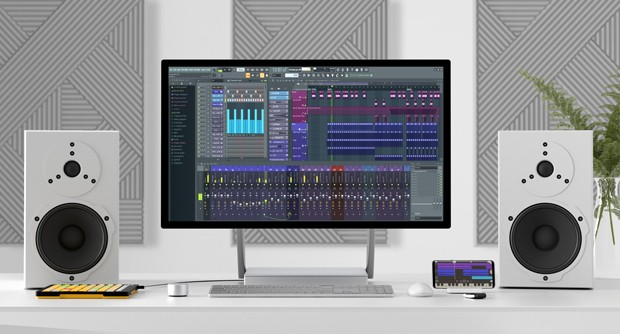 FL Studio 20 Producer Desk