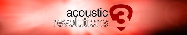 Acoustic Revolutions 3 Header