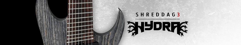 Shreddage Hyrda Header