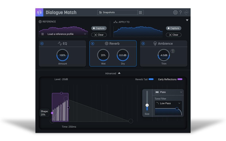 Dialogue Match GUI Screen