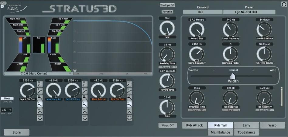 Stratus 3D GUI