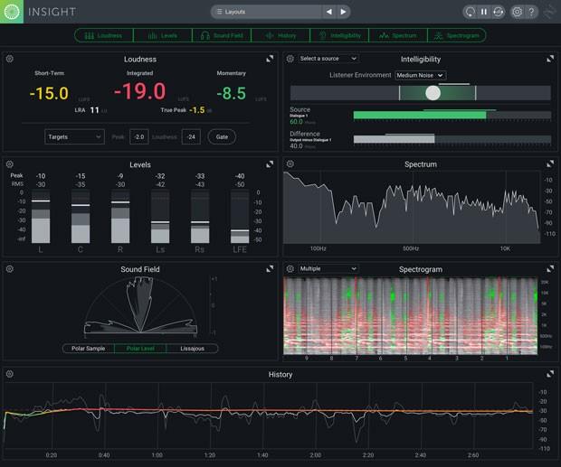 Insight 2 GUI Screen