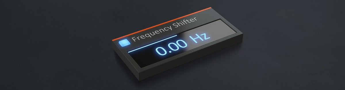 Frequency Shifter Banner