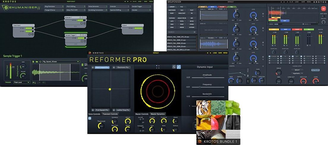SoundDesignBundle1 GUI