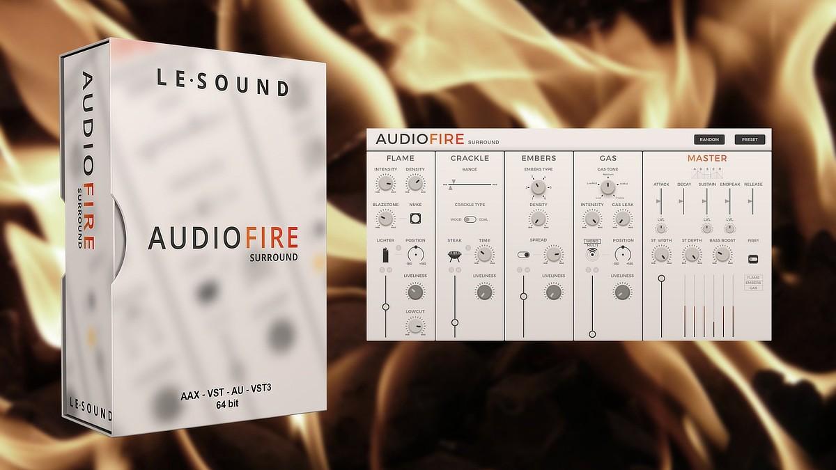 AudioFire Banner