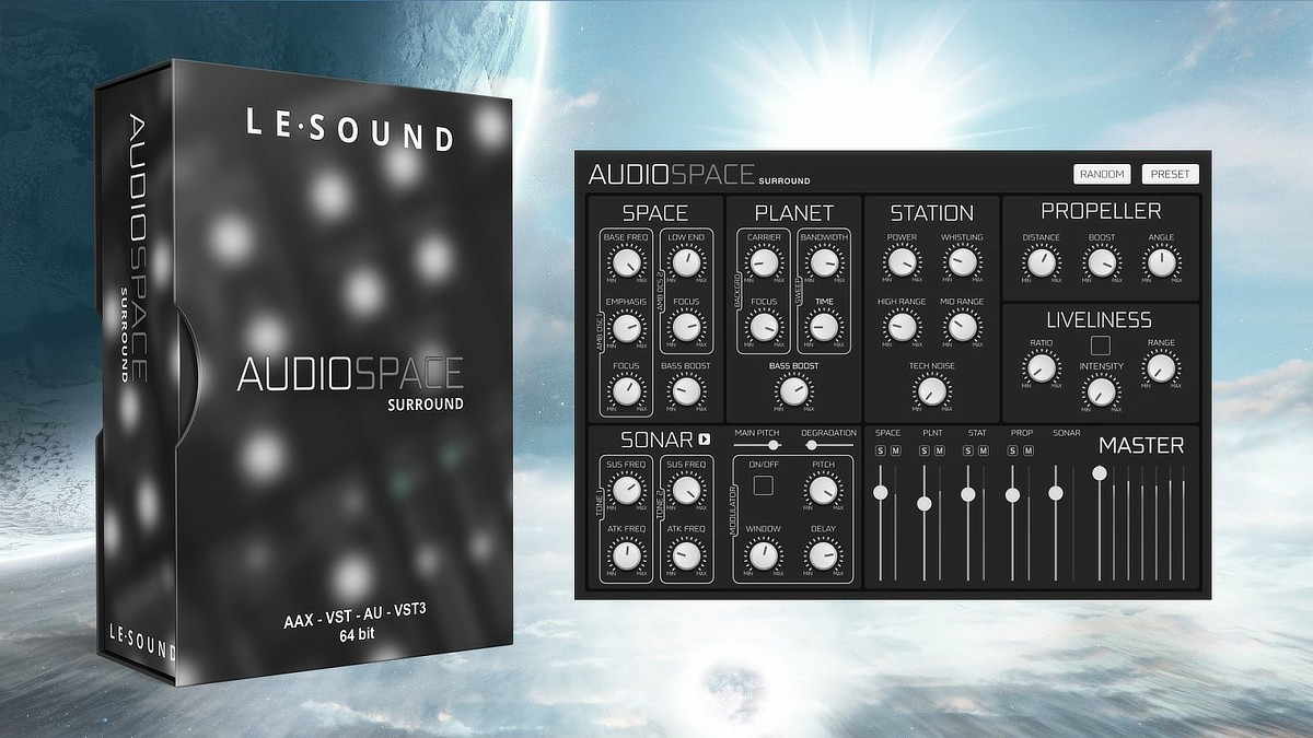 AudioSpace Banner
