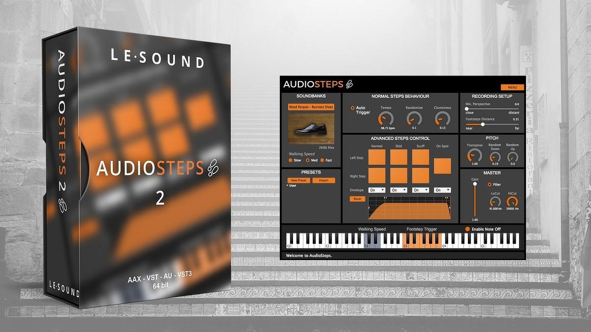 AudioSteps