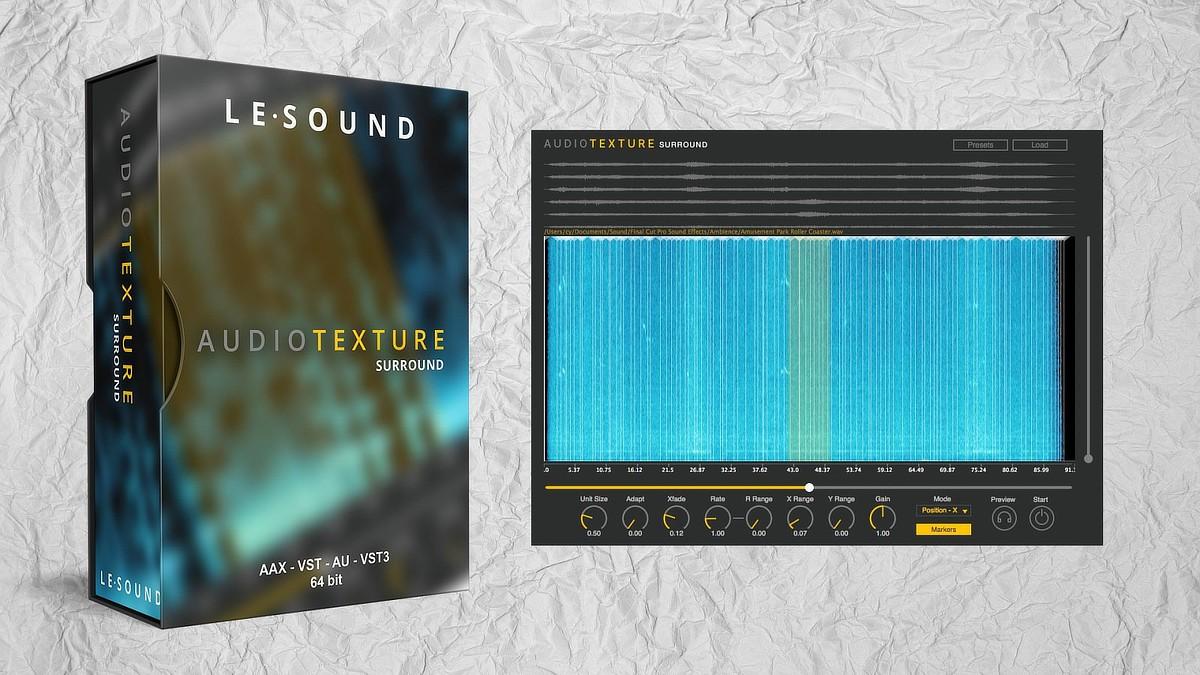 AudioTexture