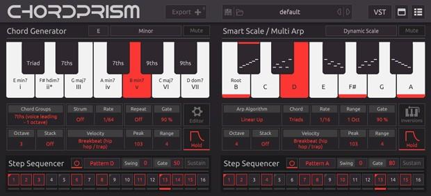Chord Prism GUI 2