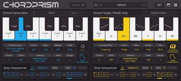 Chord Prism GUI