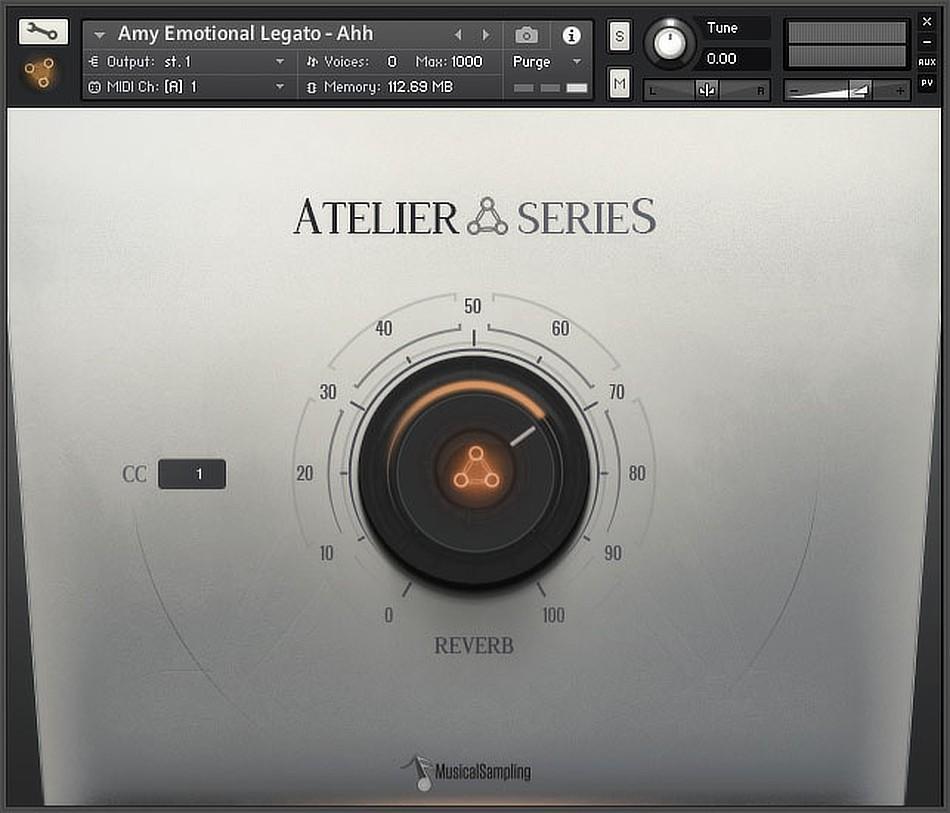 Atelier Series Amy GUI